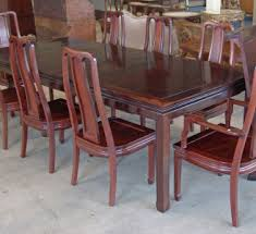 oriental dining room set oriental dining tables with chairs dining table design ideas