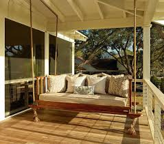 wood car porch articles with outdoor swings with stands tag fascinating porch