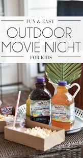 100 backyard movie night ideas outdoor movie night bambi party