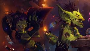 A Place Lore Play Goblin Lore And Character Development Blizzard