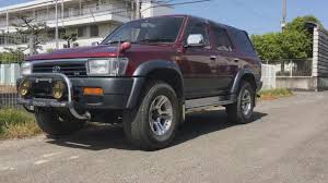 export lexus from usa rural postal vehicle rhd toyota hilux surf 3 0 ssr g 1992 for