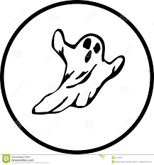 vector ghosts scary ghost vector illustration royalty free stock photos image