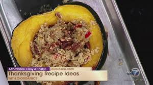 affordable easy thanksgiving recipe ideas abc7chicago