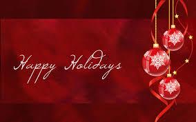 happy holidays no classes ndm