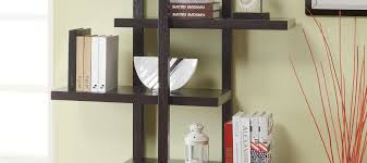 Bookcase With Books 20 Ways To Black Modern Bookcase