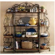 Large Bakers Rack Baker U0027s Rack Collection French Country Pierre Deux Polyvore