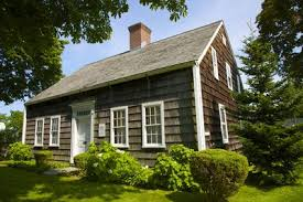 Cape Cod Windows Inspiration The Cape Cod Style House In The New World