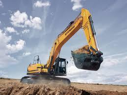 crawler excavators