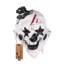 black and white scary clown mask halloween costume party u2013 i