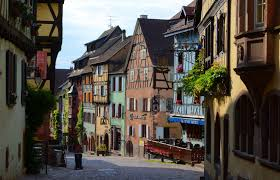 pearls of the alsace wine route bike tour france switzerland
