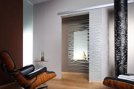Decorative Glass Doors Interior Doors Charming Modern House With Sliding Interior Glass Doors