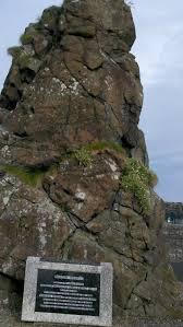 twin irish monuments across the sea irish fireside travel and