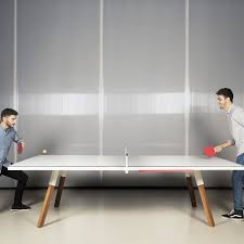tennis table near me you and me ping pong table by rs barcelona by lumens dwell