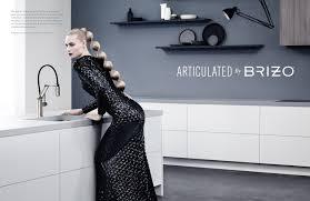 Brizo Faucets Kitchen Brizo Articulating Kitchen Faucet Best Faucets Decoration
