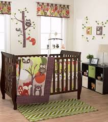 Farm Crib Bedding Bedding Cribs Vintage Neutral Seahorse Knitted Colorful
