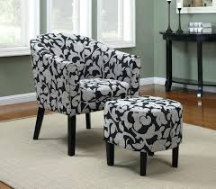 Black Accent Chairs For Living Room Barrel Chair Black Amazing Living Room Furniture With Accent Chair