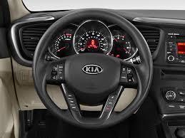 Optima Kia Interior 2010 Kia Optima Steering Wheel Interior Photo Automotive Com