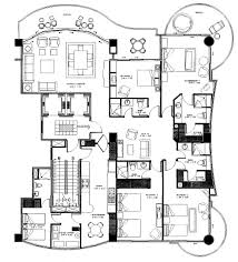 Condo Blueprints by Adorable 30 Condo Floor Plans 3 Bedroom Inspiration Of Best 25