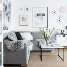 deco canapé gris déco salon salon gris et blanc couleur peinture salon blanc et