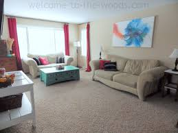 Modern Colorful Living Room Furniture Living Room Welcome To The Woods