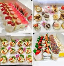 mini dessert cups in sydney region nsw catering gumtree