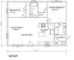 2 bed 2 bath floor plans top 20 metal barndominium floor plans for your home
