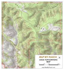 Usgs Quad Maps Samples Map My Ranch