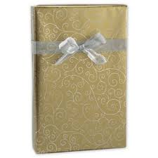 gold gift wrap gold printed wrapping paper wholesale discounts bags bows