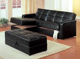 Sleeper Ottomans by Large Sectional Sofa With Ottoman Pictures Awesome Bed Foto Ideas