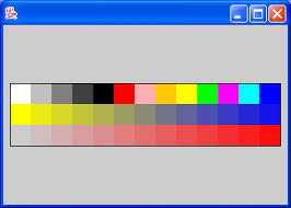 drawing with a gradient color gradient paint 2d graphics gui