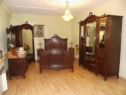 schlafzimmer jugendstil antik 6 teiliges komplettes jugendstil schlafzimmer eiche 1924