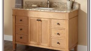 Wood Bathroom Vanity by Top Bathroom The Most Weathered Wood Vanities For A Cottage Style Are With Weathered Wood Bathroom Vanity Plan 585x329 Jpg