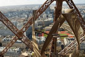 Beautiful Eiffel Tower by The Eiffel Tower Has New Wind Turbines And They U0027re Beautiful