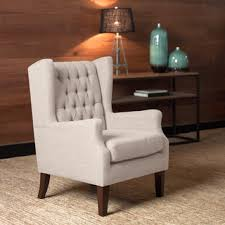Wingback Chairs Living Room Furniture Shop The Best Deals For - Wing chairs for living room