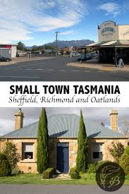 4 small towns in tasmania you should step foot in birdgehls
