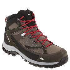 Footwear Buy Hiking Footwear Online In India Quechua Forclaz 500 Shoes