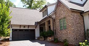 european style homes garage doors for homes with european style and design