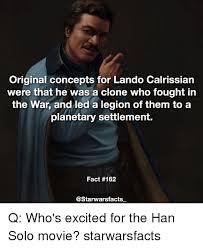 Lando Calrissian Meme - 25 best memes about lando calrissian lando calrissian memes