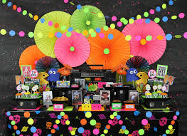 kids party ideas 80s party ideas kids party ideas at birthday in a box