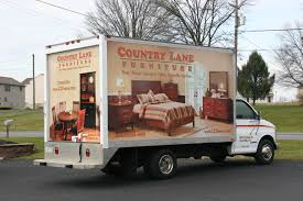 wooden kenworth truck digital print photo on box truck for country lane furniture of
