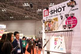 Gift Show Nippon News Editorial Photos Production Services Japan 79th