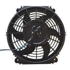 electric radiator fans electric radiator fan 9 inch diameter from merlin motorsport