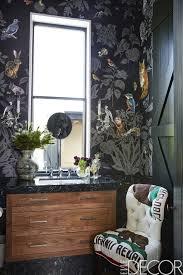 How Big Is A Powder Room 30 Black And White Bathroom Decor U0026 Design Ideas