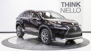 lexus crossover 2016 new and used lexus nx for sale u s news u0026 world report