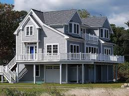 Beach House On Stilts Fiberglass Composite Home Foundation Pilings Stilt House Piling