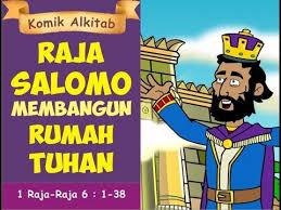 film kartun rohani anak raja salomo membangun rumah tuhan slide film animasi alkitab