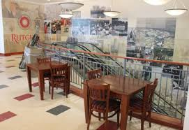 Rutgers New Brunswick Barnes And Noble Rutgers Bookstore Starbucks Gateway Building Scheduling And