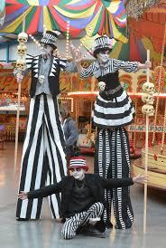 stilt costumes halloween stilt walkers in devon dorset cornwall somerset and south west