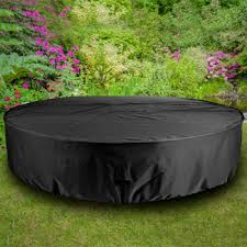Round Patio Furniture Cover Gardman 8 10 Seater Round Patio Furniture Cover Model 35612