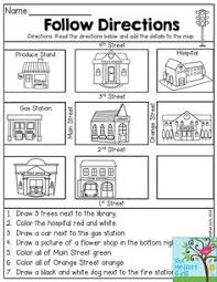 follow directions with positional words such a fun activity found